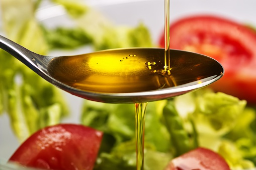 olive oil spoon